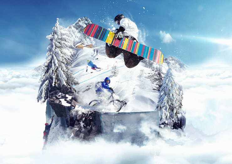 Skipass 2016 Contest