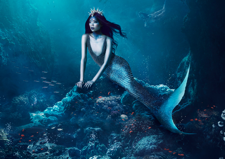 Perfidious Mermaid